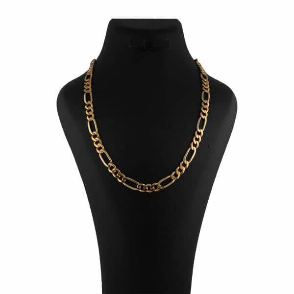 زنجیر طلا 18 عیار زنانه آلند مدل BZZ2