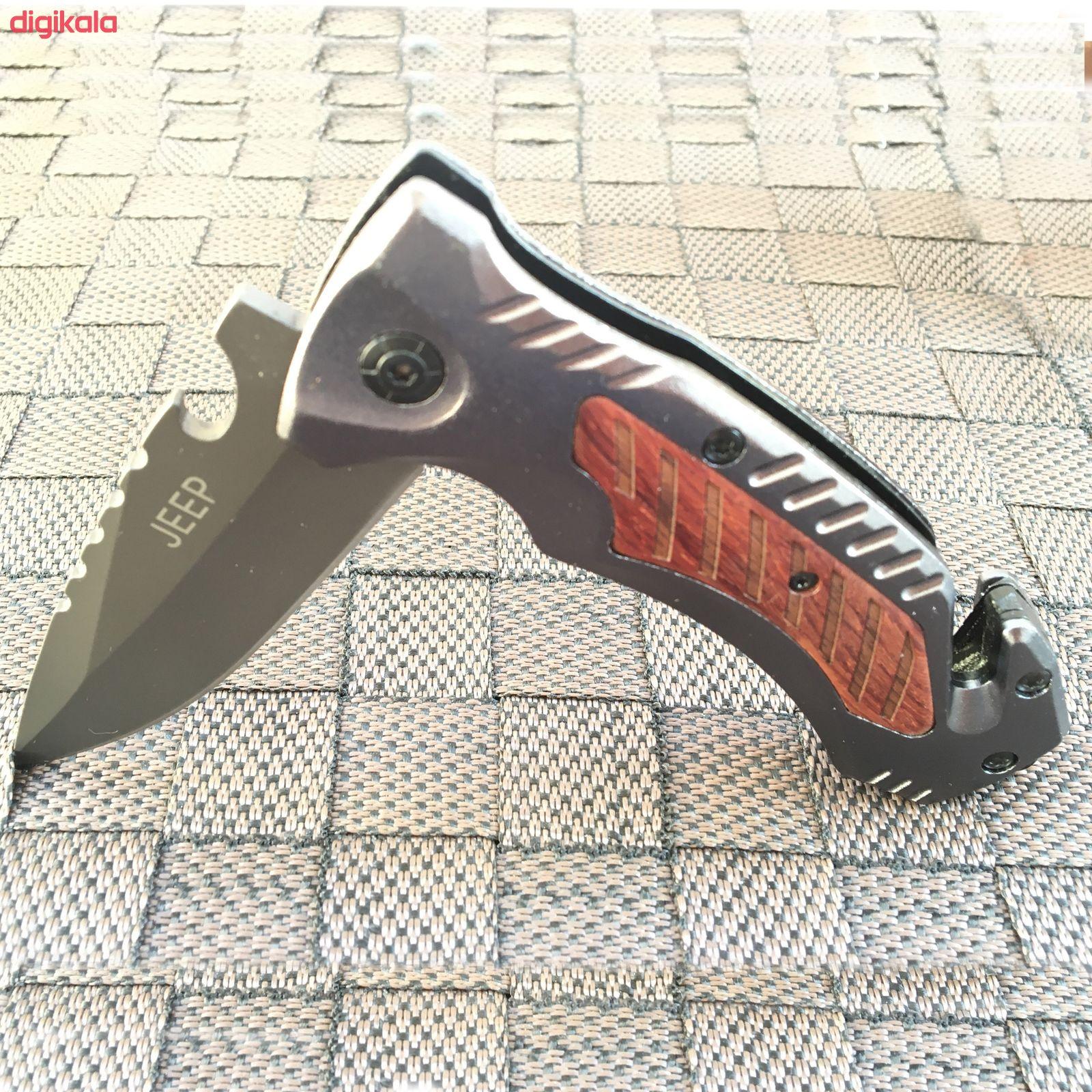 چاقوی سفری مدل DA169 main 1 2