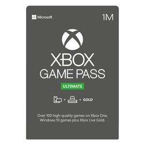 گیفت کارت چهار ماهه ایکس باکس مدل Game Pass Ultimate