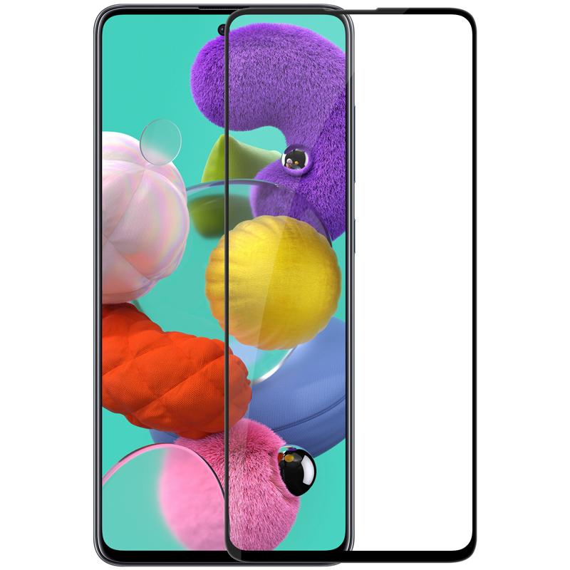 محافظ صفحه نمایش نیلکین مدل CP plus MAX مناسب برای گوشی موبایل سامسونگ Galaxy A51