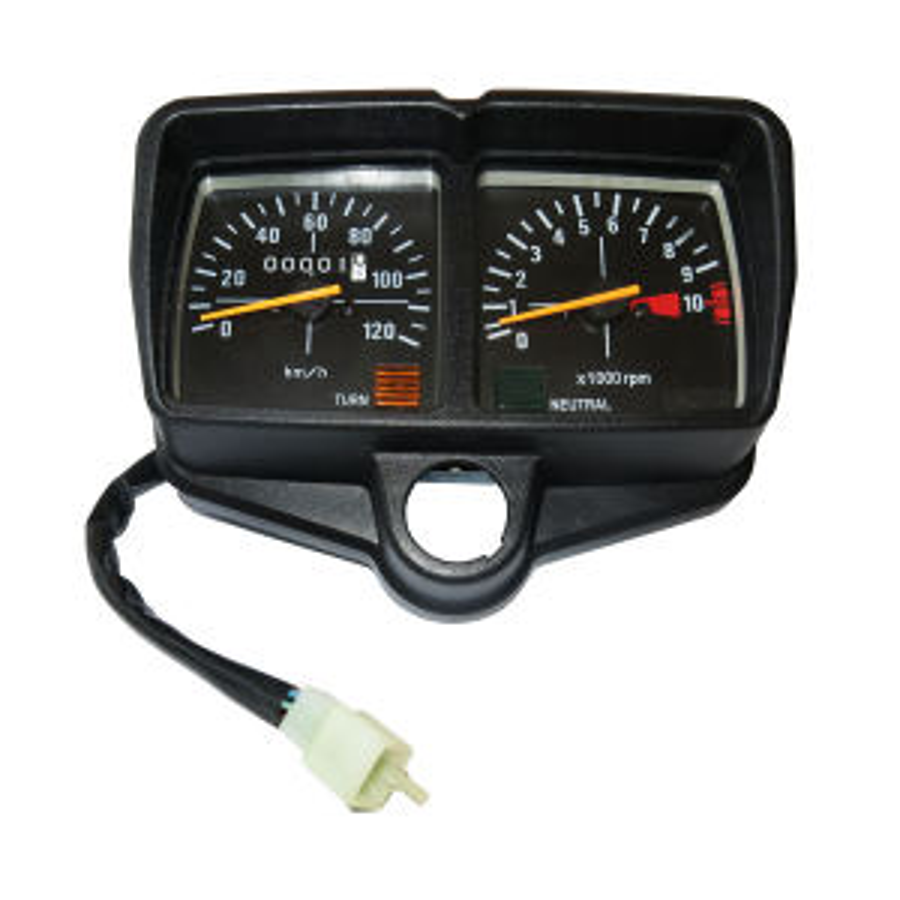 کیلومتر شمار موتور سیکلت پازل مدل SPM0225760 مناسب برای هوندا CDI