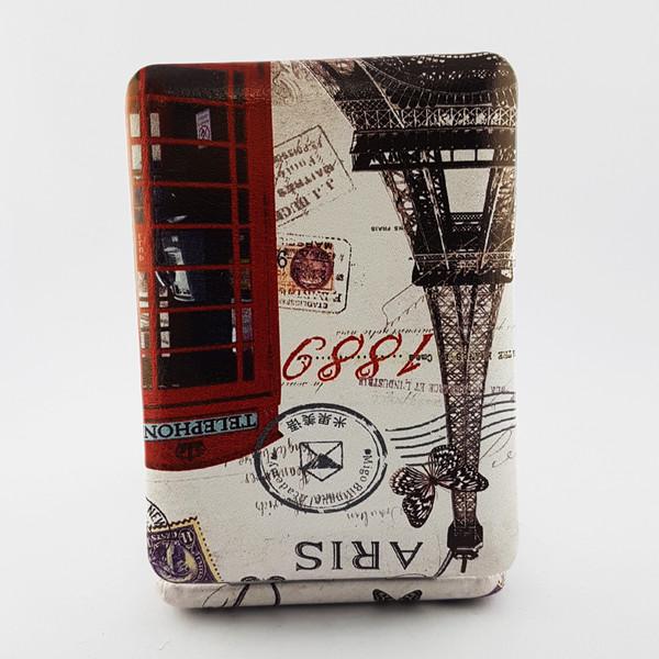 آینه جیبی طرح پاریس 1889 کد 24