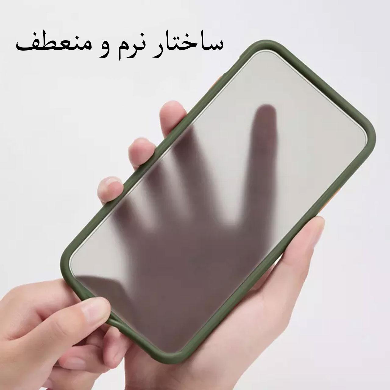 کاور مدل PM مناسب برای گوشی موبایل شیائومی Redmi 9A main 1 4