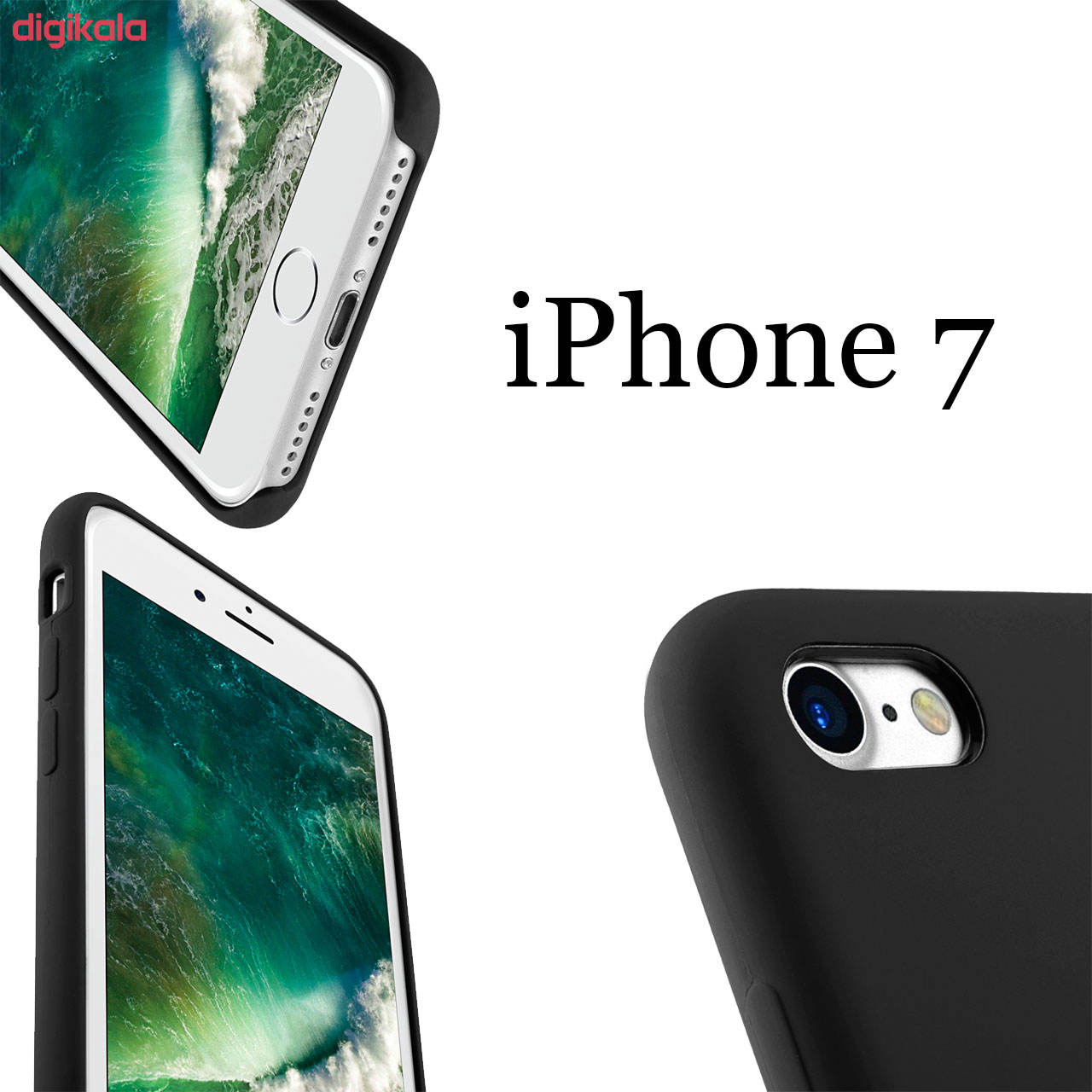 کاور مدل SLCN مناسب برای گوشی موبایل اپل iPhone 7 main 1 9