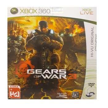بازی gears of war 3 مخصوص xbox 360