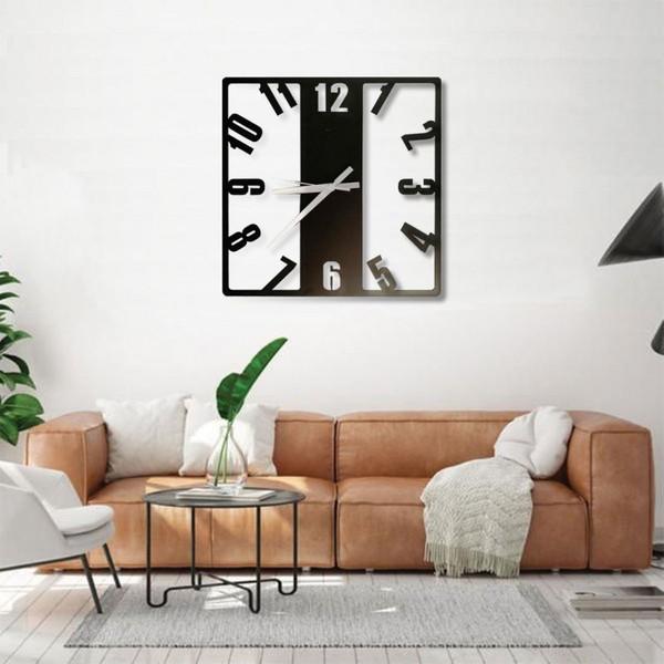 ساعت دیواری پارسمن مدل سایه