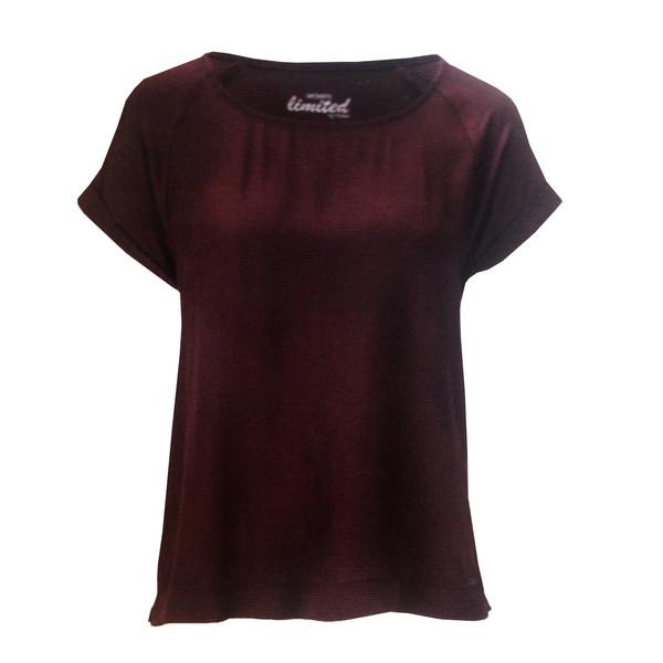 تی شرت آستین کوتاه زنانه چیبو مدل 349340