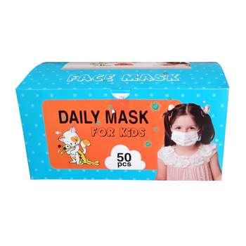 ماسک تنفسی کودک مدل P02 بسته 50 عددی