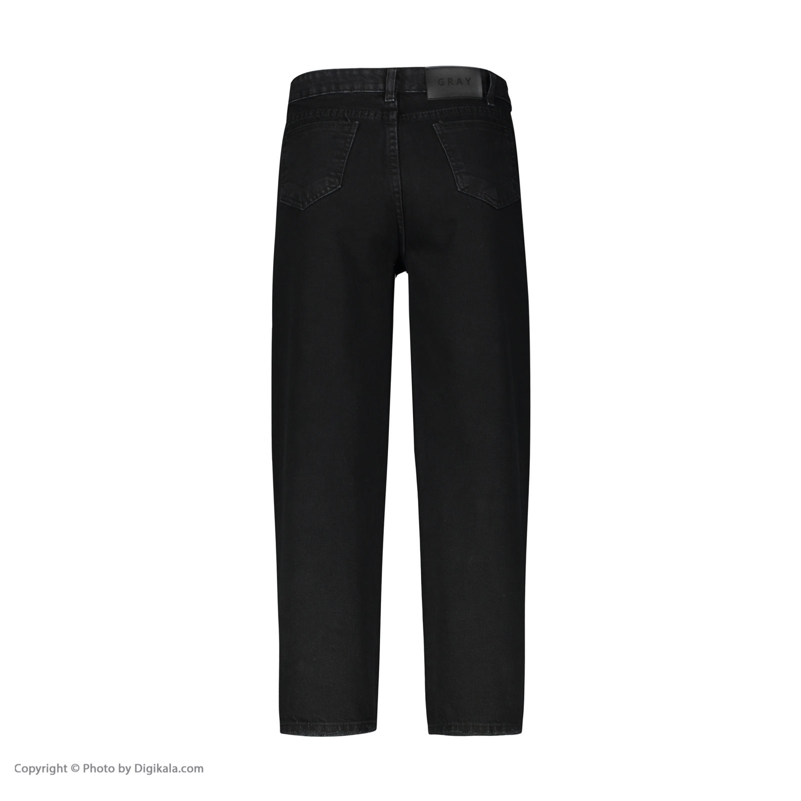 شلوار جین مردانه گری مدل HA33 -  - 4