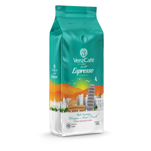 پودر قهوه اسپرسو لایت ونزکافه - 250 گرم