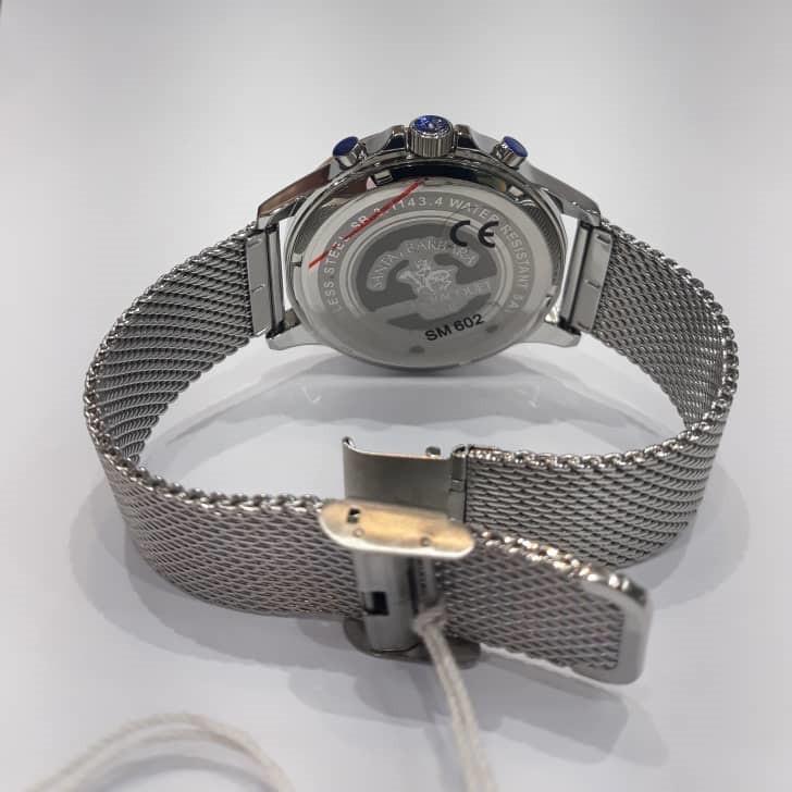 ساعت مچی عقربهای مردانه بورلی هیلز پولو کلاب مدل BH3106-01