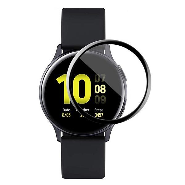 محافظ صفحه نمایش مدل GWA2 مناسب برای ساعت هوشمند سامسونگ Galaxy Watch Active 2 40mm