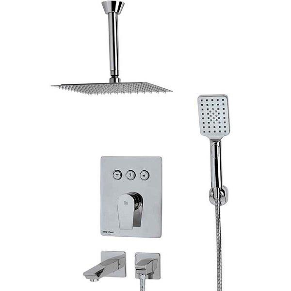 قیمت                                      دوش حمام کی دبلیو سی مدل ورونا تیپ 4