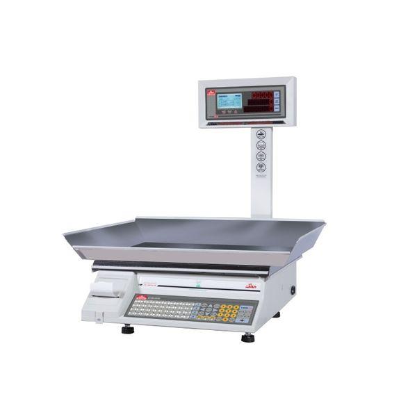 ترازو فروشگاهی محک مدل MDS14000PLUS
