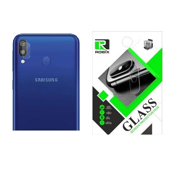 محافظ لنز دوربین روبیکس مدل SADA20مناسب برای گوشی موبایل سامسونگ Galaxy A20 بسته دوعددی