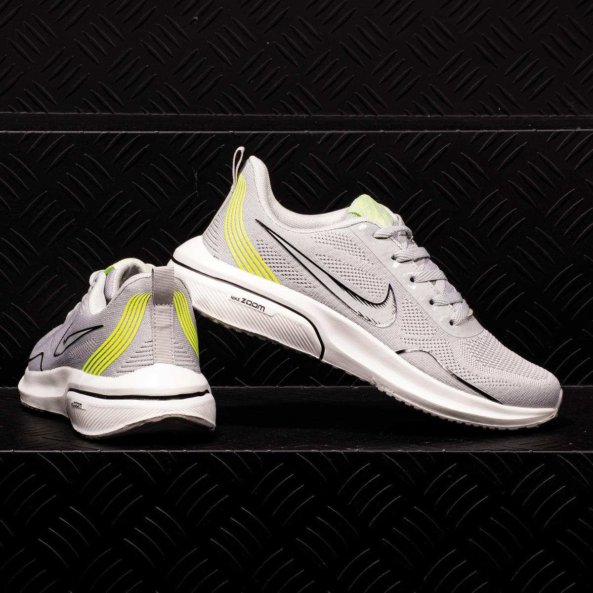 خرید                                     کفش مخصوص دویدن مردانه نایکی مدل STREAK GRY-1000123