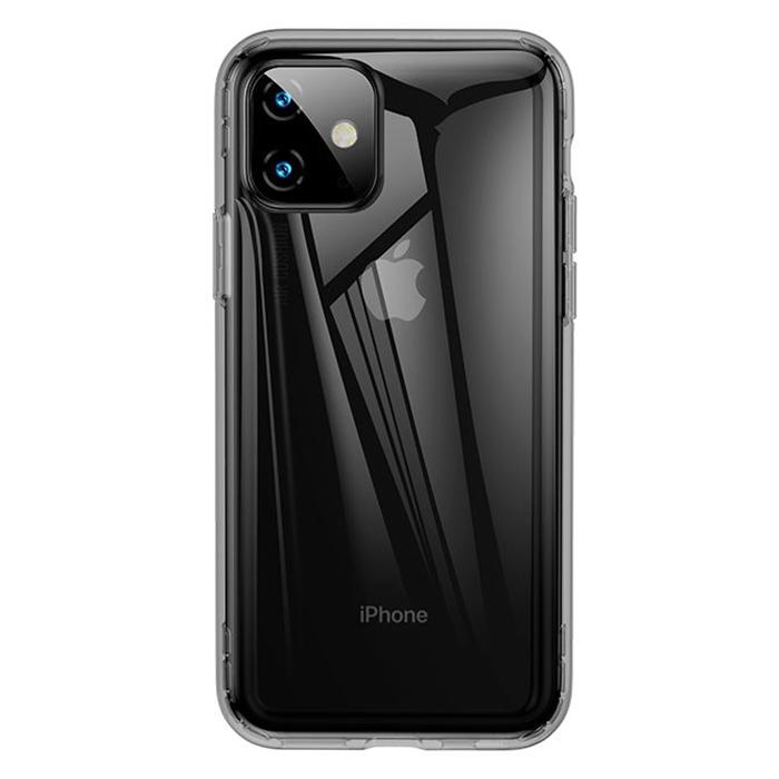 کاور باسئوس مدل ARAPIPH65S-SF01 مناسب برای گوشی موبایل اپل iPhone 11 Pro Max