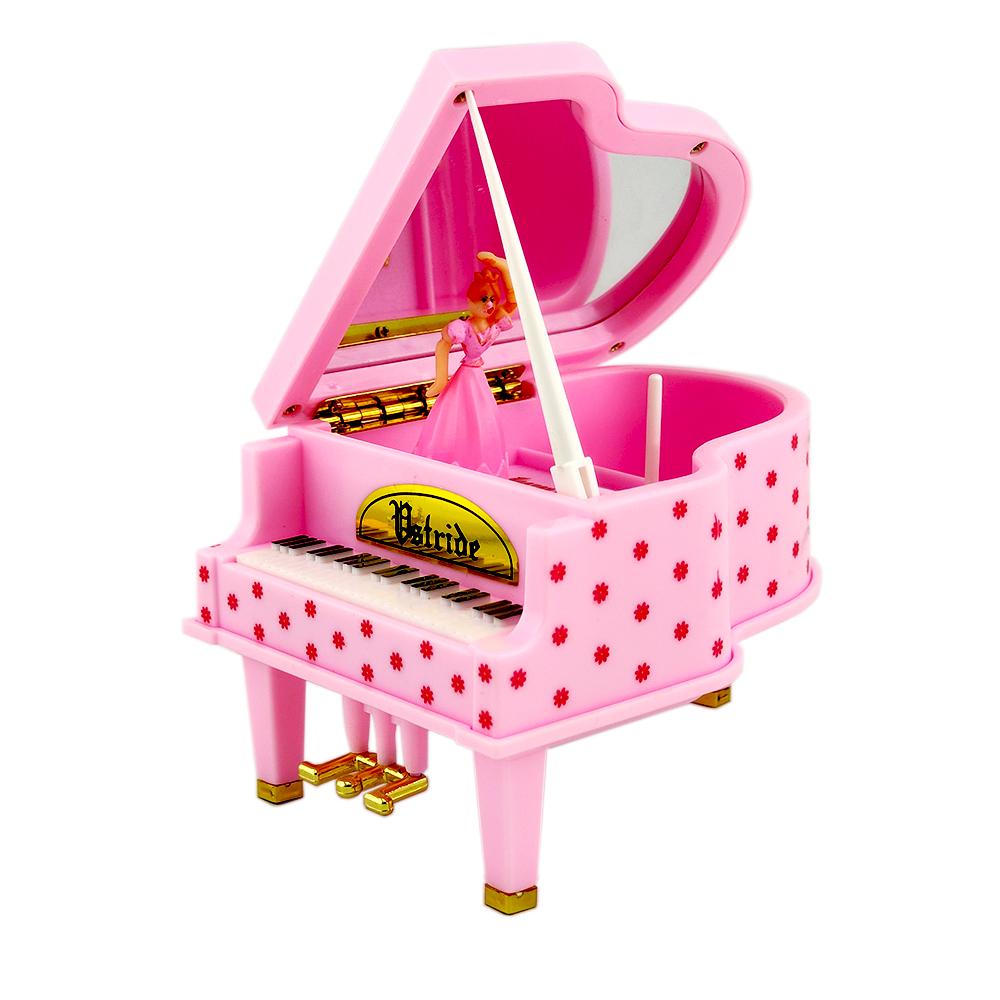 پیانو موزیکال مدل رومانتیک