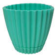 گلدان دانیال پلاستیک کد 1012 مجموعه 8 عددی thumb 8