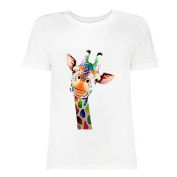تی شرت زنانه کد SK0004-19