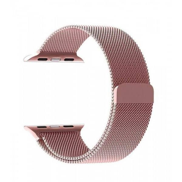 بند مدل Milanese loop مناسب برای اپل واچ 42/44 میلی متری