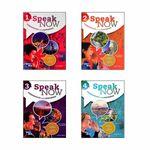 کتاب Speak Now Book Series اثر ا Jack C.Richards انتشارات Oxford چهارجلدی