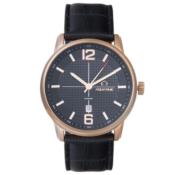 ساعت مچی عقربه ای مردانه آکوآ تایم مدل 5020805