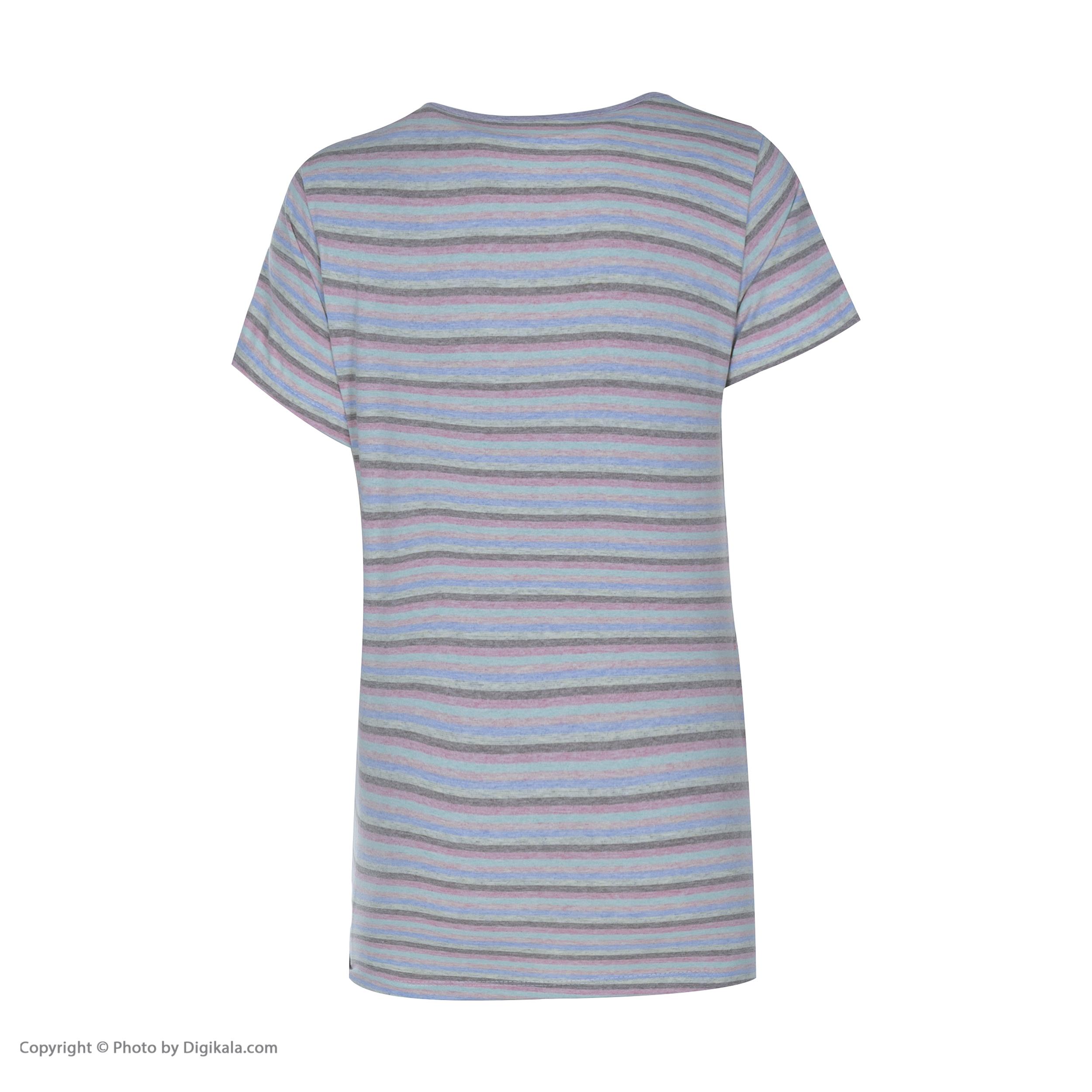ست تی شرت و شلوار زنانه مدل M2 main 1 2