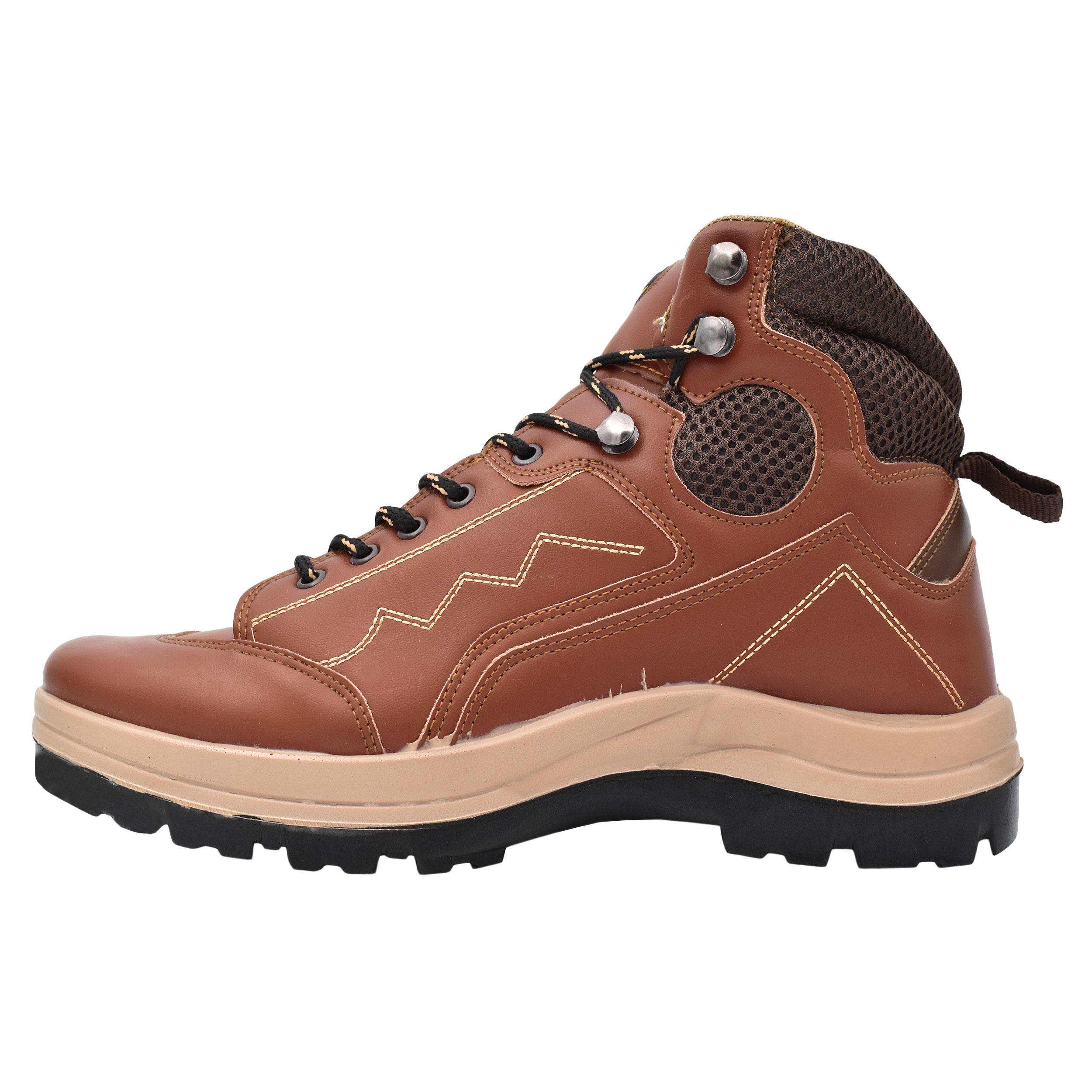 کفش کوهنوردی مردانه ای ال ام مدل BRS کد 2-7933