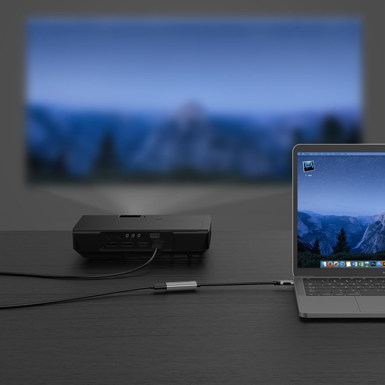 مبدلUSB-Cبه HDMI لنشن کد CU607H