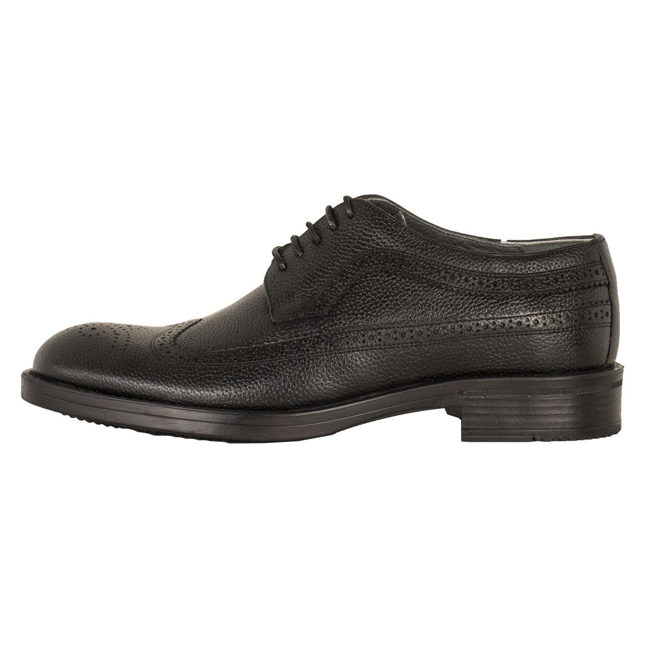 کفش مردانه پارینه چرم مدل SHO216