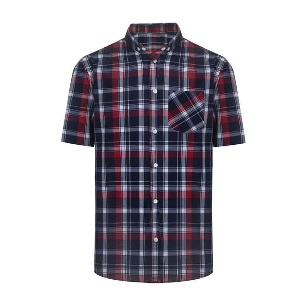 پیراهن آستین کوتاه مردانه مدل 008