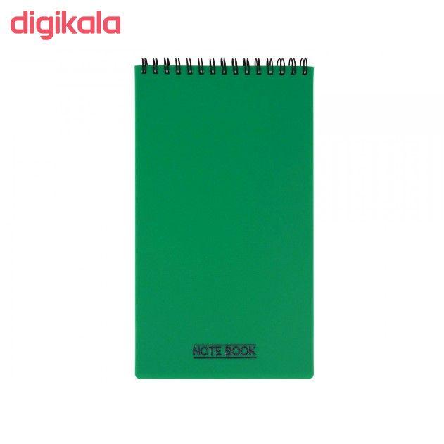دفتر یادداشت 80 برگ پاپکو مدل مهندسی کد NB-614 main 1 12