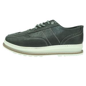 کفش روزمره مردانه مدل 110 رنگ طوسی