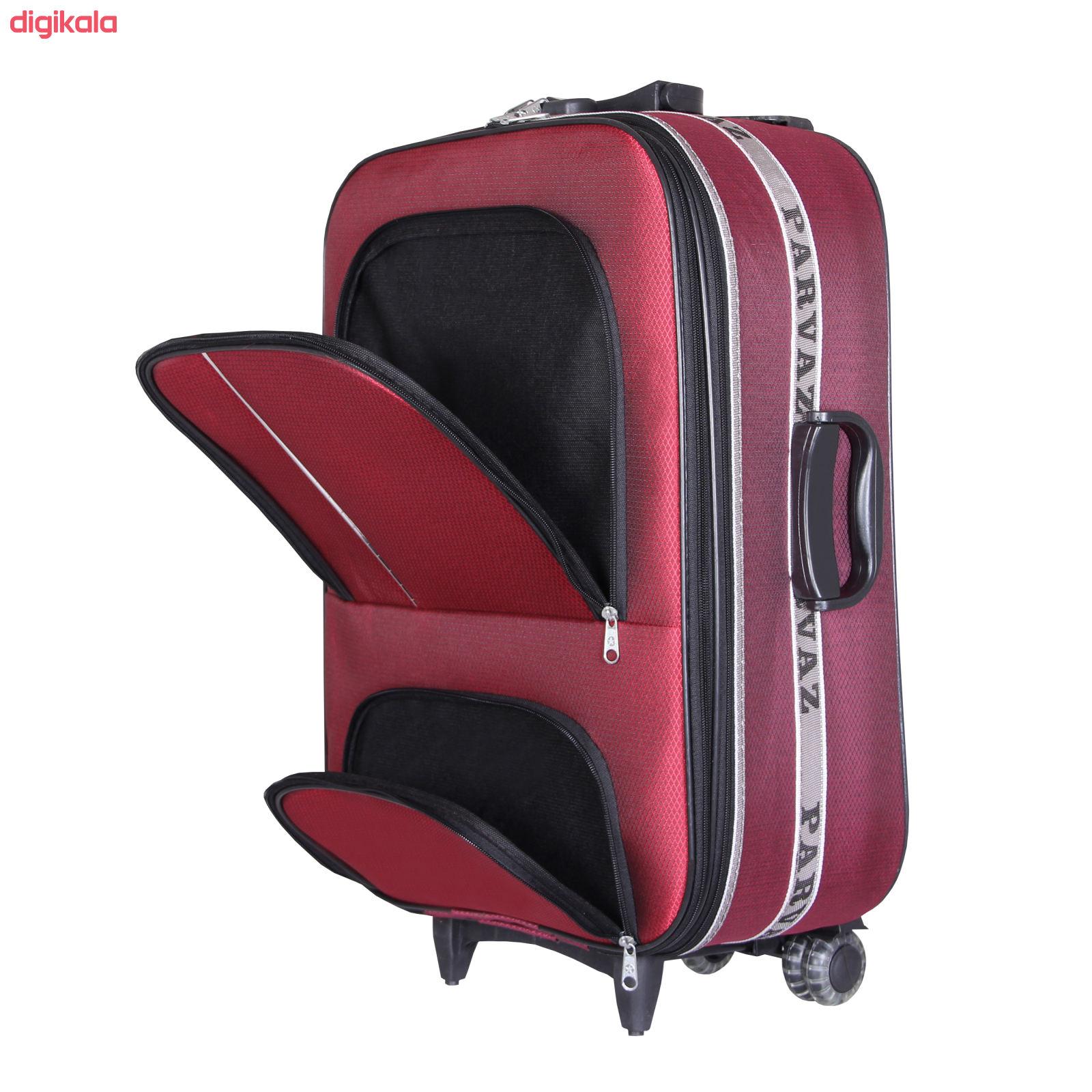 مجموعه دو عددی چمدان پرواز مدل M01000 main 1 8