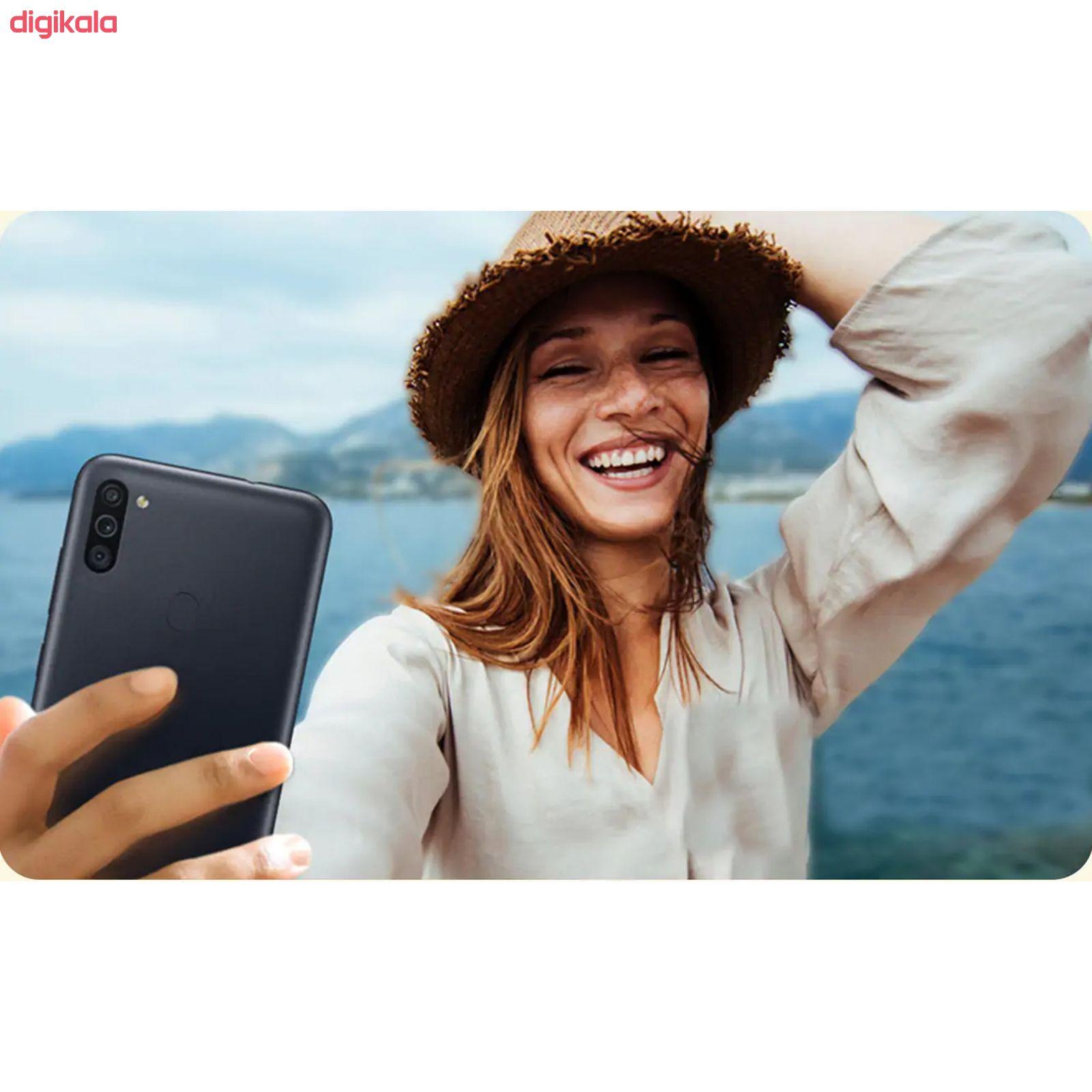 گوشی موبایل سامسونگ مدل  Galaxy M11 SM-M115F/DS دو سیم کارت ظرفیت 32 گیگابایت main 1 10