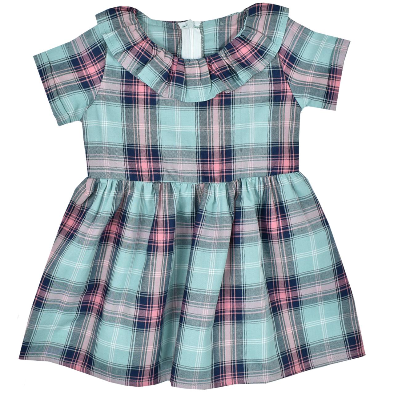 پیراهن دخترانه نیروان مدل 101115 -2