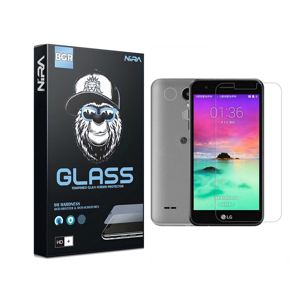 محافظ صفحه نمایش نیرا مدل BGR مناسب برای گوشی موبایل ال جی K10 2017