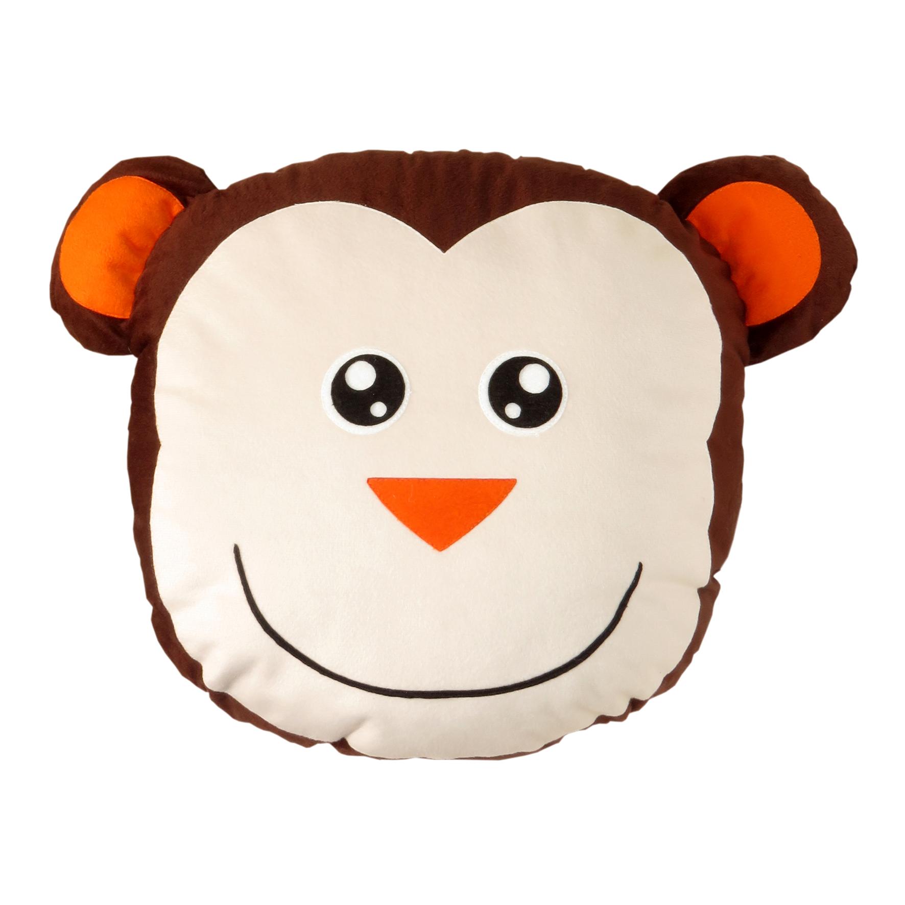 بالش کودک مدل میمون