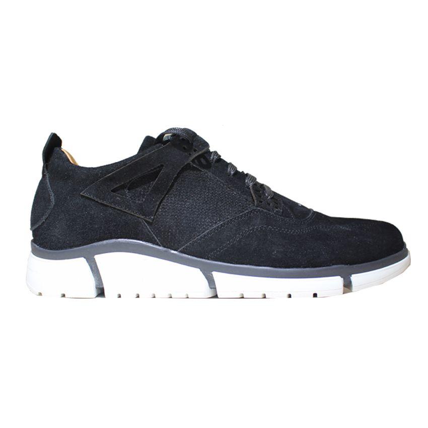 کفش روزمره مردانه چرم آرا مدل sh053 کد me -  - 4