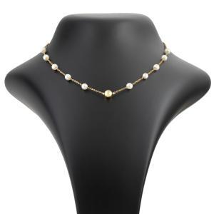 گردنبند طلا 18 عیار زنانه مدل MN11