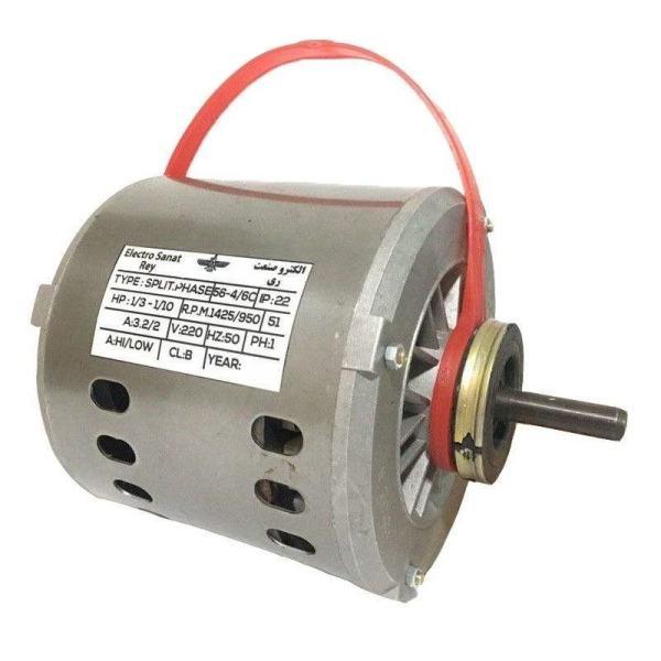 الکترو موتور کولر آبی الکتروصنعت ری مدل 1/3 A