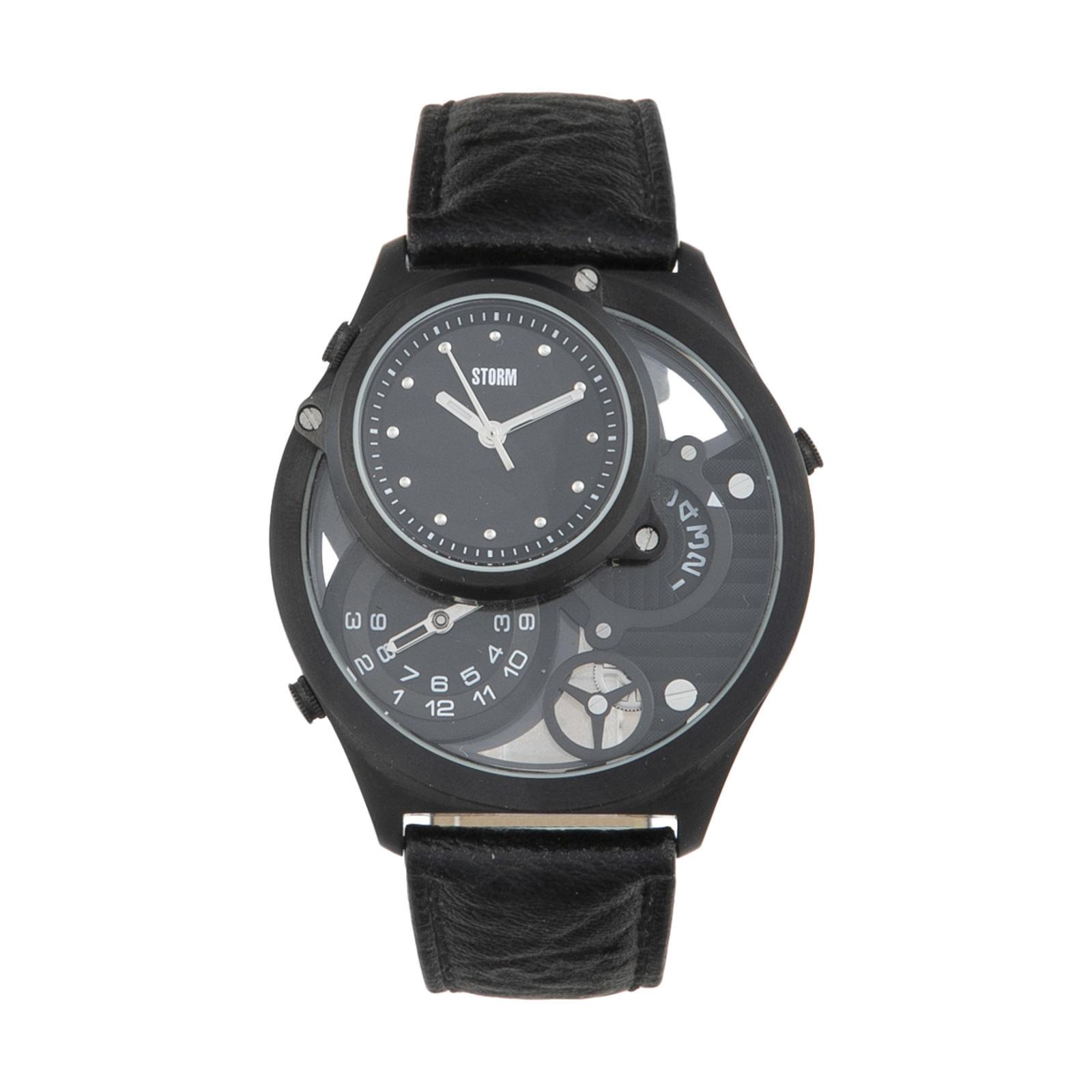 ساعت مچی عقربه ای مردانه استورم مدل ST 47144-SL -  - 2