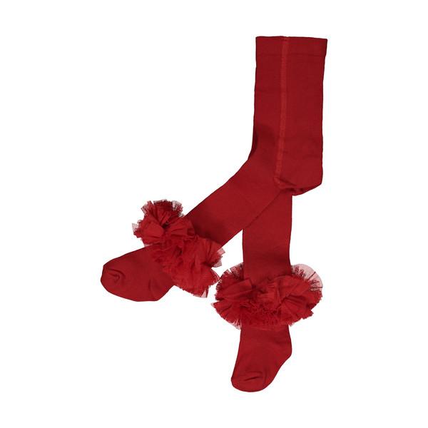 جوراب شلواری نوزادی دخترانه فیورلا کد 2005-6