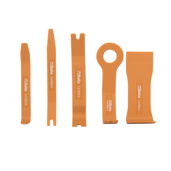 مجموعه 5 عددی ابزار خار باز کن بتا مدل  1479N / S5