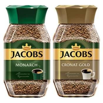 قهوه فوری جاکوبز - مجموعه ۲ عددی