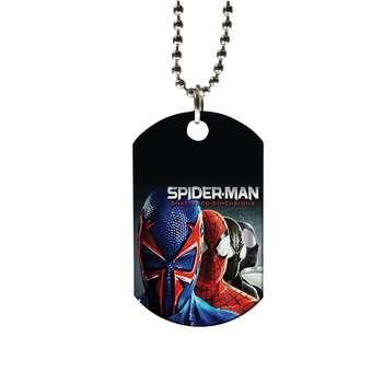 گردنبند طرح مرد عنکبوتی کد pk22