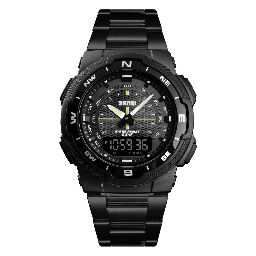 قیمت و خرید                      ساعت مچی دیجیتال مردانه اسکمی مدل 1370blcblc