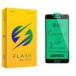محافظ صفحه نمایش سرامیکی فلش مدل +HD مناسب برای گوشی موبایل سامسونگ Galaxy A7 2016/A710