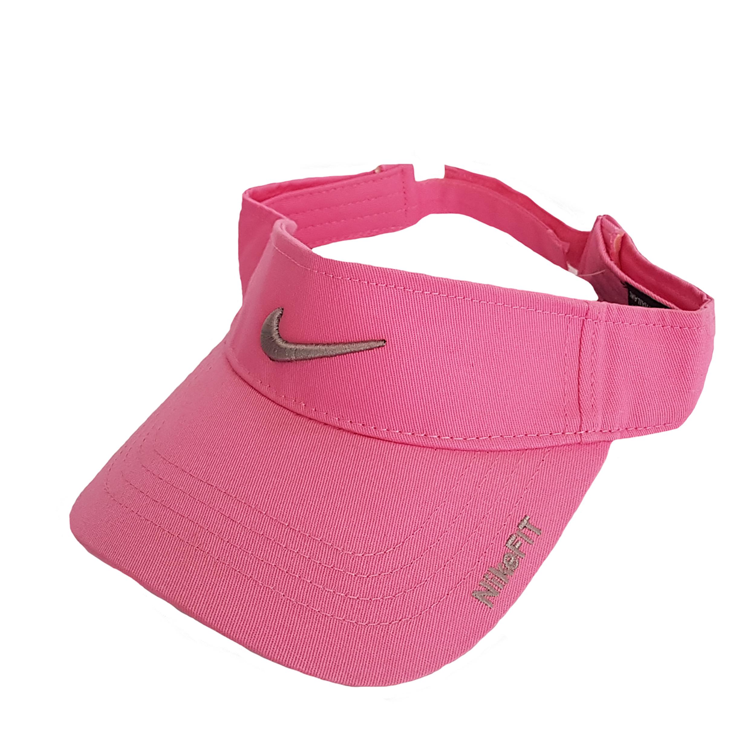 کلاه آفتابگیر زنانه نایکی مدل 1245